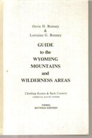 Guide to the Wyoming Mountains and Wilderness Areas